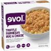 Evol Frozen Frozen Truffle Parmesan Macaroni and Cheese Bowl - 8oz - image 2 of 3