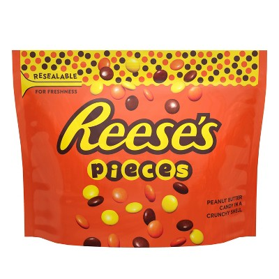 Reese's Pieces Chocolate Candy - 9.9oz