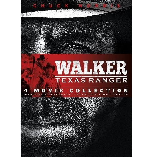 Walkertexas ranger:4 movie collection (DVD) - image 1 of 1