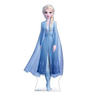 Birthday Express Frozen Party Frozen 2 Life Size Elsa Standup