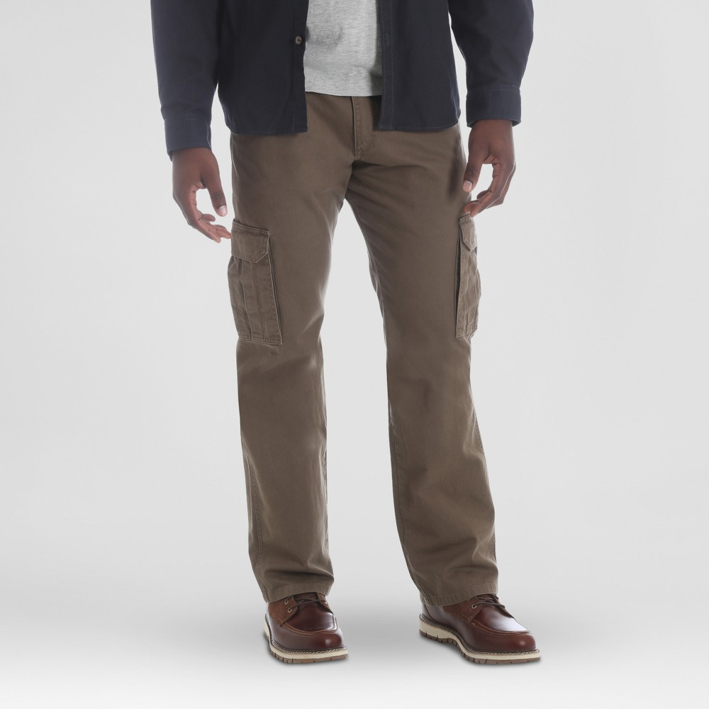 Wrangler Men's Cargo Pants - Military / Breen 32x34