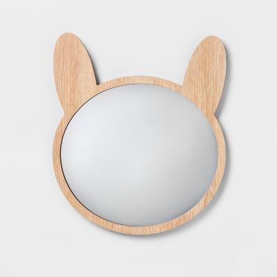 "13""x11"" Bunny Mirror - Pillowfort™"