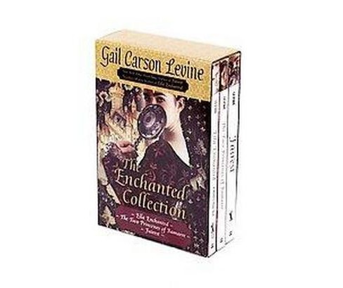 Enchanted Collection : Ella Enchanted / The Two Princesses of Bamarre / Fairest (Paperback) (Gail Carson - image 1 of 1