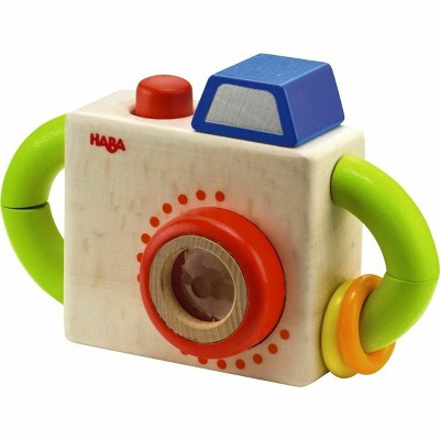 HABA Capture Fun Classic Wooden Toy Camera