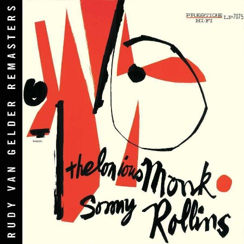 Thelonious Monk - Thelonious Monk And Sonny Rollins (Vinyl) - image 1 of 1