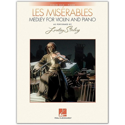 Hal Leonard Les Miserables Medley for Violin and Piano As Performed by Lindsey Stirling - image 1 of 1