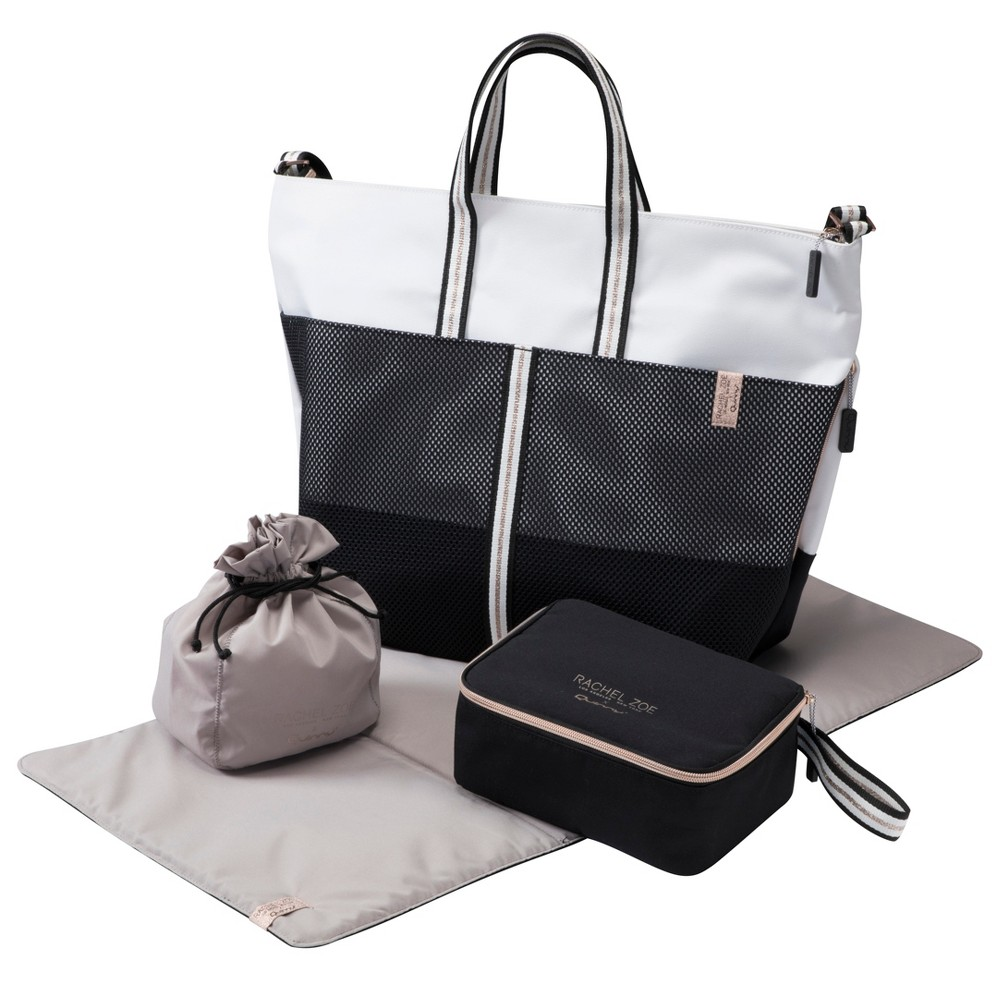 Maxi Cosi Diaper Bag Rachel Zoe Luxe Sport - Black