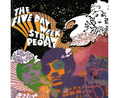 Five Day Week Straw - Five Day Week Straw People (Vinyl) - image 1 of 1