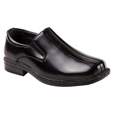 540fb13f637 Boys  Deer Stags Wings Slip-on Loafers - Black