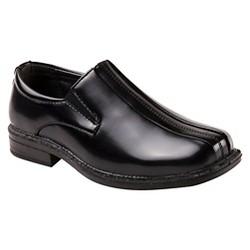 Boys' Deer Stags Wings Slip-on Loafers - Black