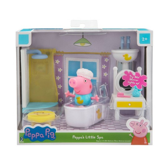 Peppa Pig Peppa's Little Spa image number null