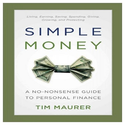 Simple Money (Paperback) - image 1 of 1