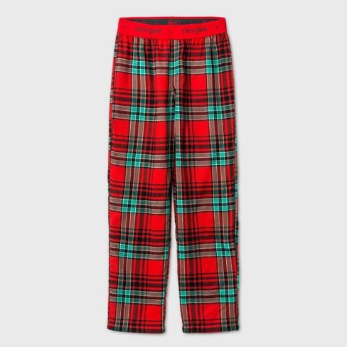 Boys' Pajama Pants - Cat & Jack™ Red : Target