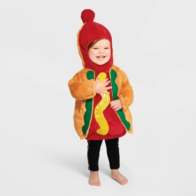 Baby Hot Dog Halloween Costume Pullover - Hyde & EEK! Boutique™