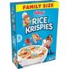 Rice Krispies Breakfast Cereal - 24oz - Kellogg's - image 3 of 4