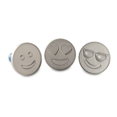 Nordic Ware Emoji Cookie Stamps