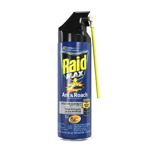 Raid Max Ant Roach Killer 145oz Target