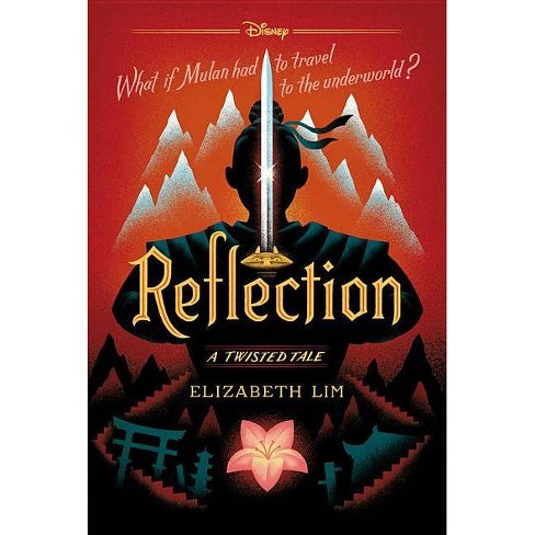 Reflection -  (Twisted Tale) by Elizabeth Lim (Hardcover) - image 1 of 1