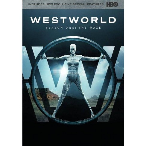 Westworld: The Complete First Season (DVD) - image 1 of 1