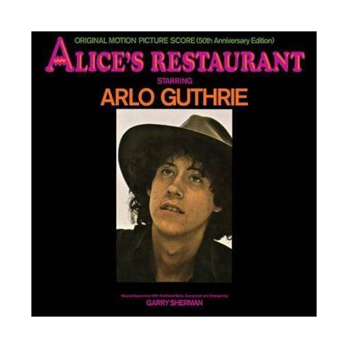 Various - Alice's Restaurant (OST) (50th Anniversary Edition) (CD) - image 1 of 1
