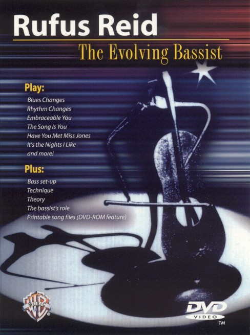 Rufus reid:Evolving bassist (DVD) - image 1 of 1