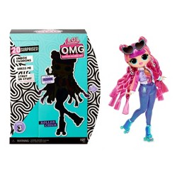 L.O.L. Surprise! O.M.G. Roller Chick Fashion Doll
