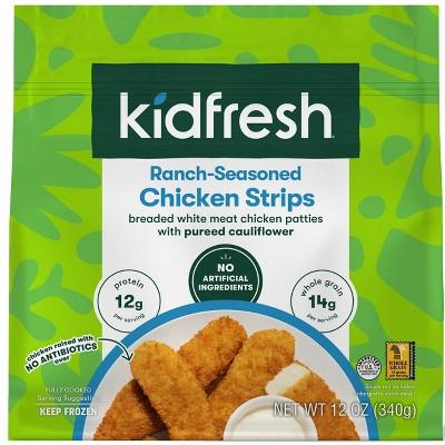 Kidfresh Ranch Chicken Strips - Frozen - 12oz