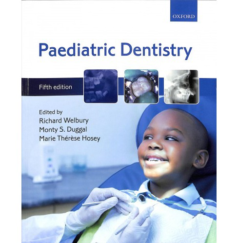 Paediatric Dentistry -  (Paperback) - image 1 of 1