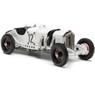 Mercedes Benz SSKL #12 Otto Merz Grand Prix of Germany (1931) Limited Edition to 600 pcs Worldwide 1/18 Diecast Model Car by CMC