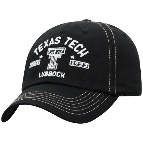 NCAA Men's Texas Tech Red Raiders Relaxed Calvin Fit Hat