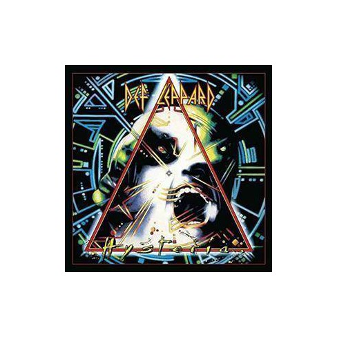 Def Leppard - Hysteria (Vinyl) - image 1 of 1