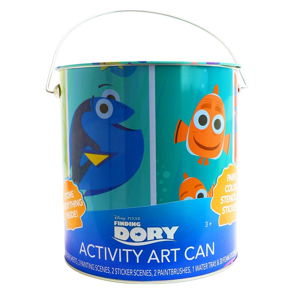 Disney Finding Dory Activity Art Can