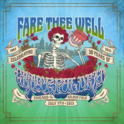 Grateful dead - Fare thee well (July 5th) (CD) - image 1 of 1