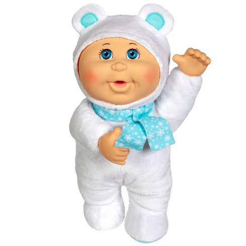 Cabbage Patch Kids Holiday Cuties - Icy Polar Bear - image 1 of 1