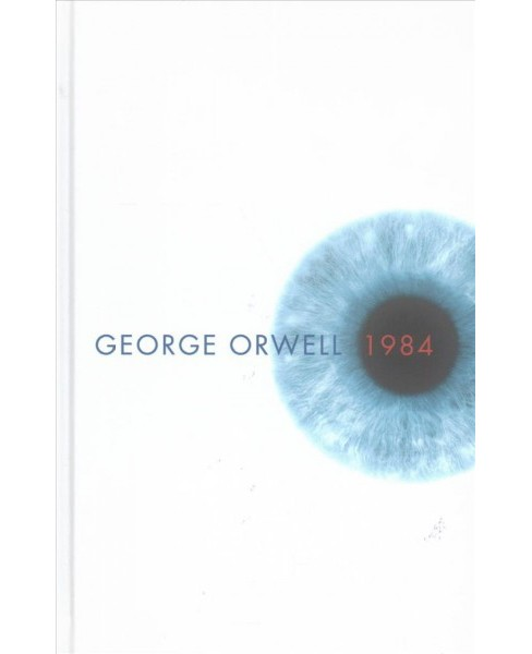 1984 (Large Print) (Hardcover) (George Orwell) - image 1 of 1
