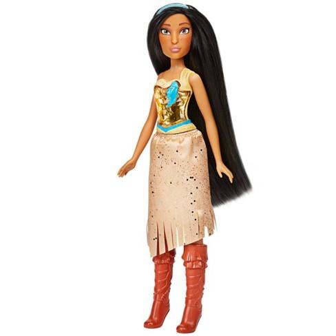 Disney Princess Royal Shimmer Pocahontas Doll - image 1 of 4