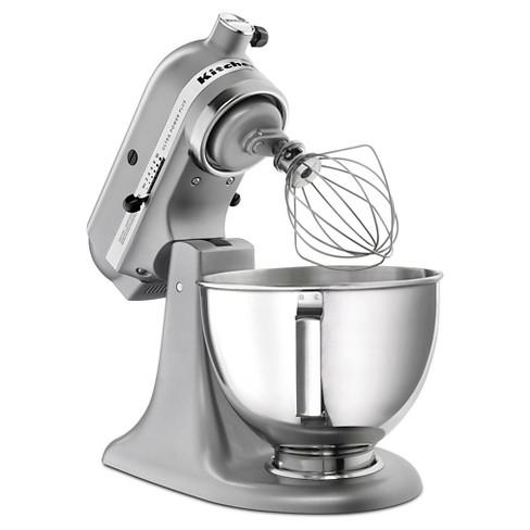 Kitchenaid Ultra Power Plus 4 5qt Tilt Head Stand Mixer Light Silver