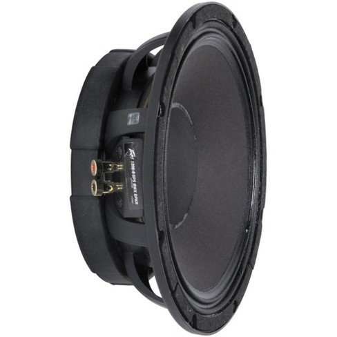 Peavey 560760 12 Inch 1208-8 SPS BWX 8 Ohm 2000 Watt Mid Range to High Power Black Widow Single Replacement Speaker with Cellulose Constructed Cone - image 1 of 4