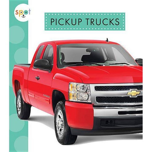 Pickup Trucks - (Spot Mighty Machines) by  Wendy Strobel Dieker (Paperback) - image 1 of 1