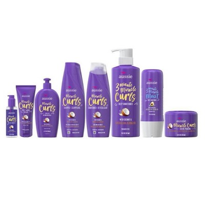 Aussie Miracle Curls Hair Care Collection