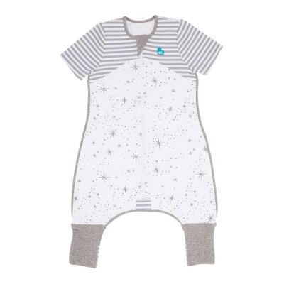 Love To Dream Sleep Wearable Blanket Adaptive 1.0 TOG - White - 6-12M