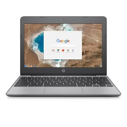 "HP 11.6"" 2GB Chromebook Dart (11-v033nr)"