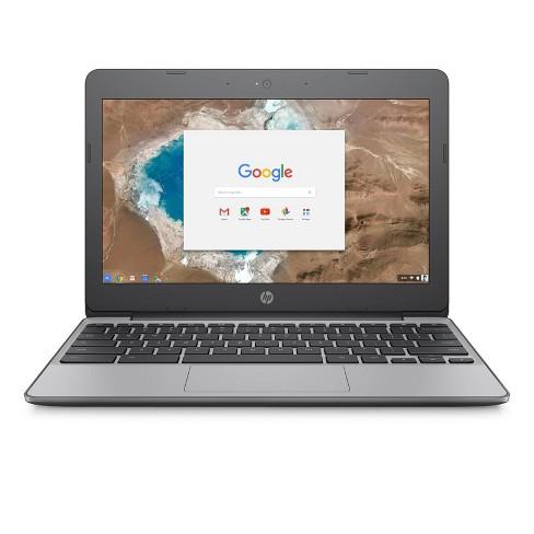 "HP 11.6"" 2GB Chromebook Dart (11-v033nr) - image 1 of 4"