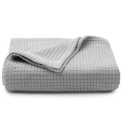 Full/Queen Bahama Coast Bed Blanket Gray - Tommy Bahama