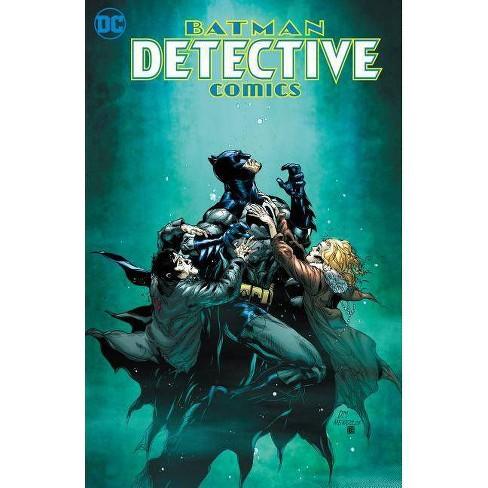 Batman: Detective Comics Vol. 1: Mythology - by  Peter J Tomasi (Paperback) - image 1 of 1