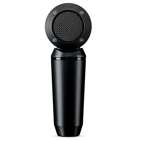 Shure PGA181-LC Side-Address Cardioid Condenser Microphone - image 1 of 3