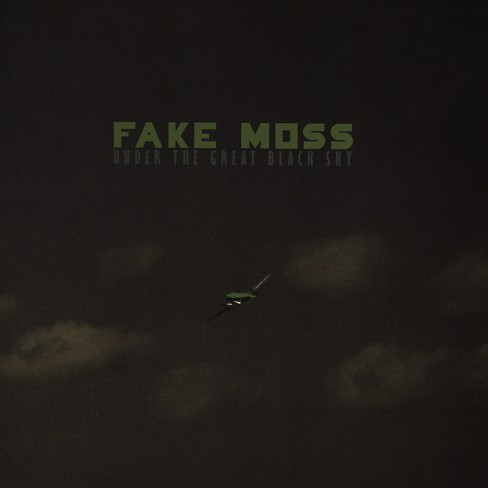 Fake moss - Under the great black sky (CD) - image 1 of 1