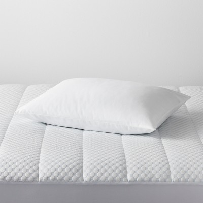 Standard Memory Foam Bed Pillow White - Made By Design™