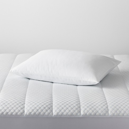 Standard Memory Foam Bed Pillow White - Made By Design™ - image 1 of 1