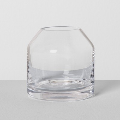 Mini Glass Jug Vase - Clear - Hearth & Hand™ with Magnolia